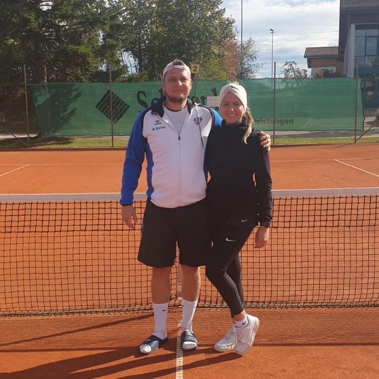 Mixed Doppel 2020: 1. J. Greule/M. Böhm / 2. J. Lutz/A.Lutz