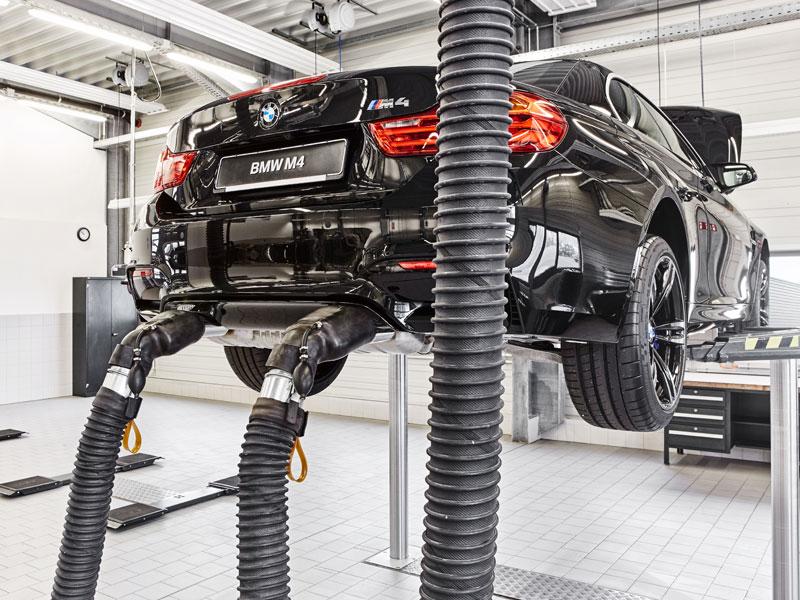 BMW VOGL Werkstatt