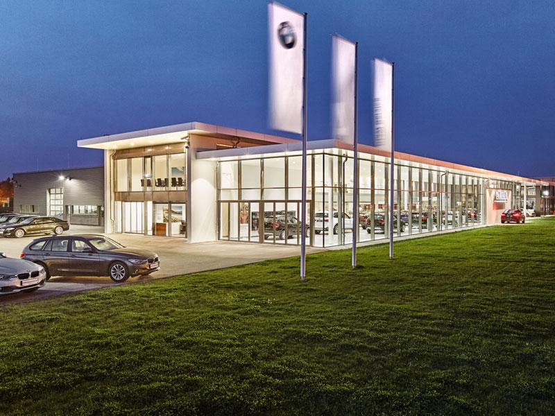 BMW VOGL Gebäude
