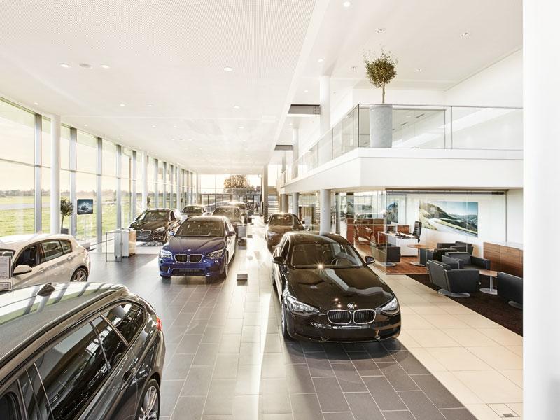 BMW VOGL  Ausstellungsfläche
