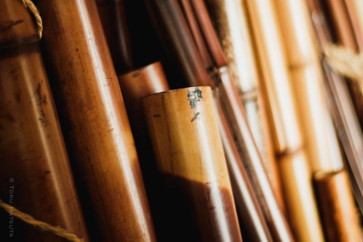 竹工芸の道、19年。20年目へ