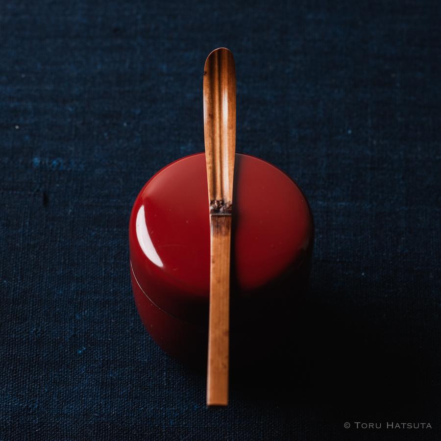 煤竹旅茶杓.S ~オンライン展~