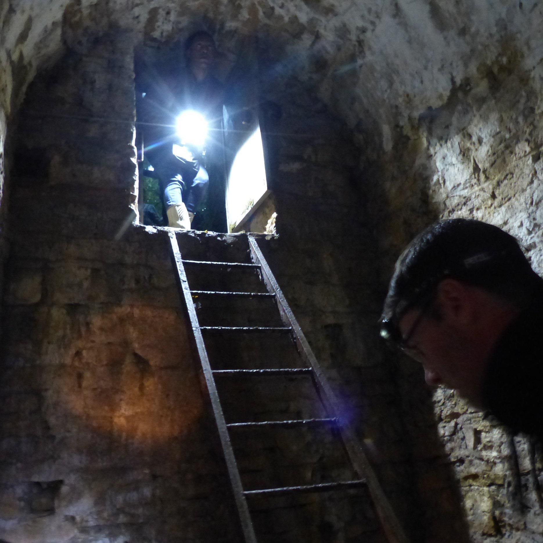 Captage d'Arche à Saint-Romain Mont d'Or (Photo J.-F. Godet)