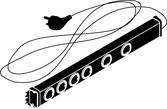 E-Power Strip Type F