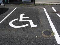 障がい者用スペース