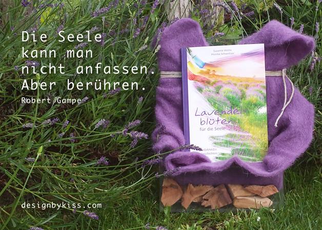 Lavendelblüten für die Seele
