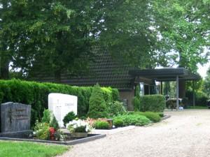 Friedhof Gohr