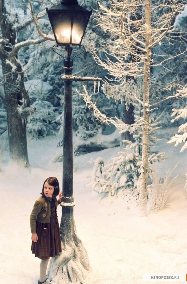 Кадр из фильма «Хроники Нарнии. Лев, колдунья и волшебный шкаф»