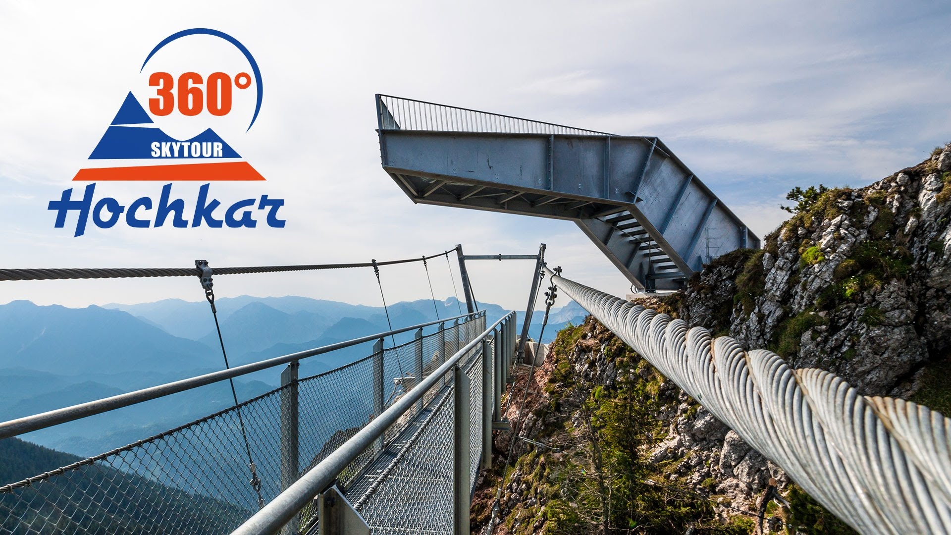 Skywalk Hochkar
