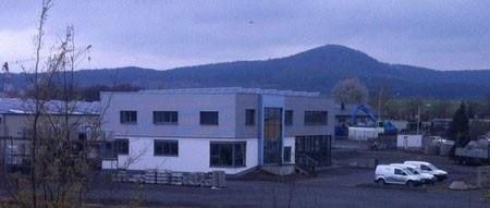 Firmengelände der Börder GmbH
