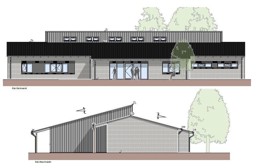 So sieht das neue Dorfgemeinschaftshaus aus