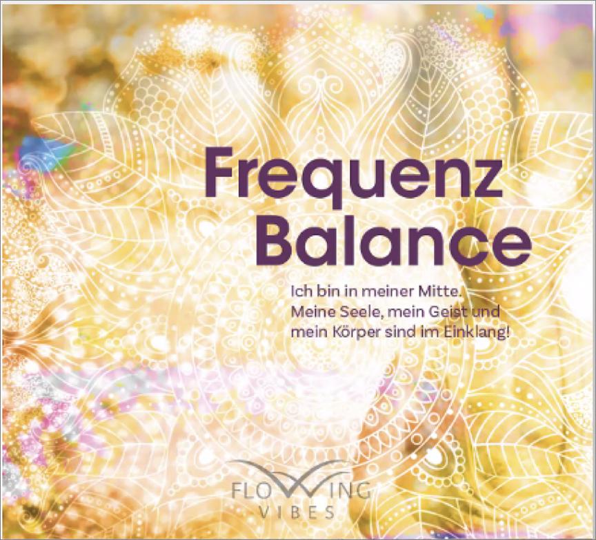 Frequenz Balance SD Karte und Begleitbuch   € 119
