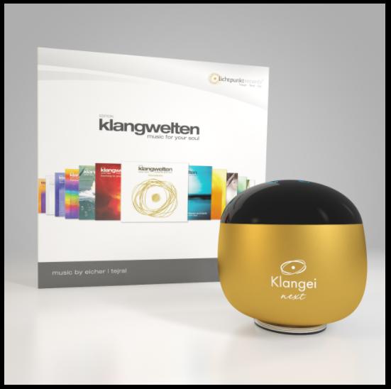 Klangei® next Klangwelten-Set € 188,-