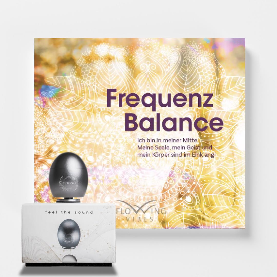 EYVO 4 - Klangei mit Frequenz Balance und Begleitbuch   € 219,-