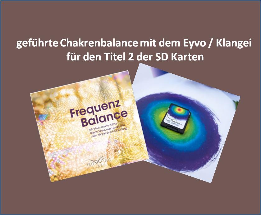 Chakrenbalance an den Händen € 5,-