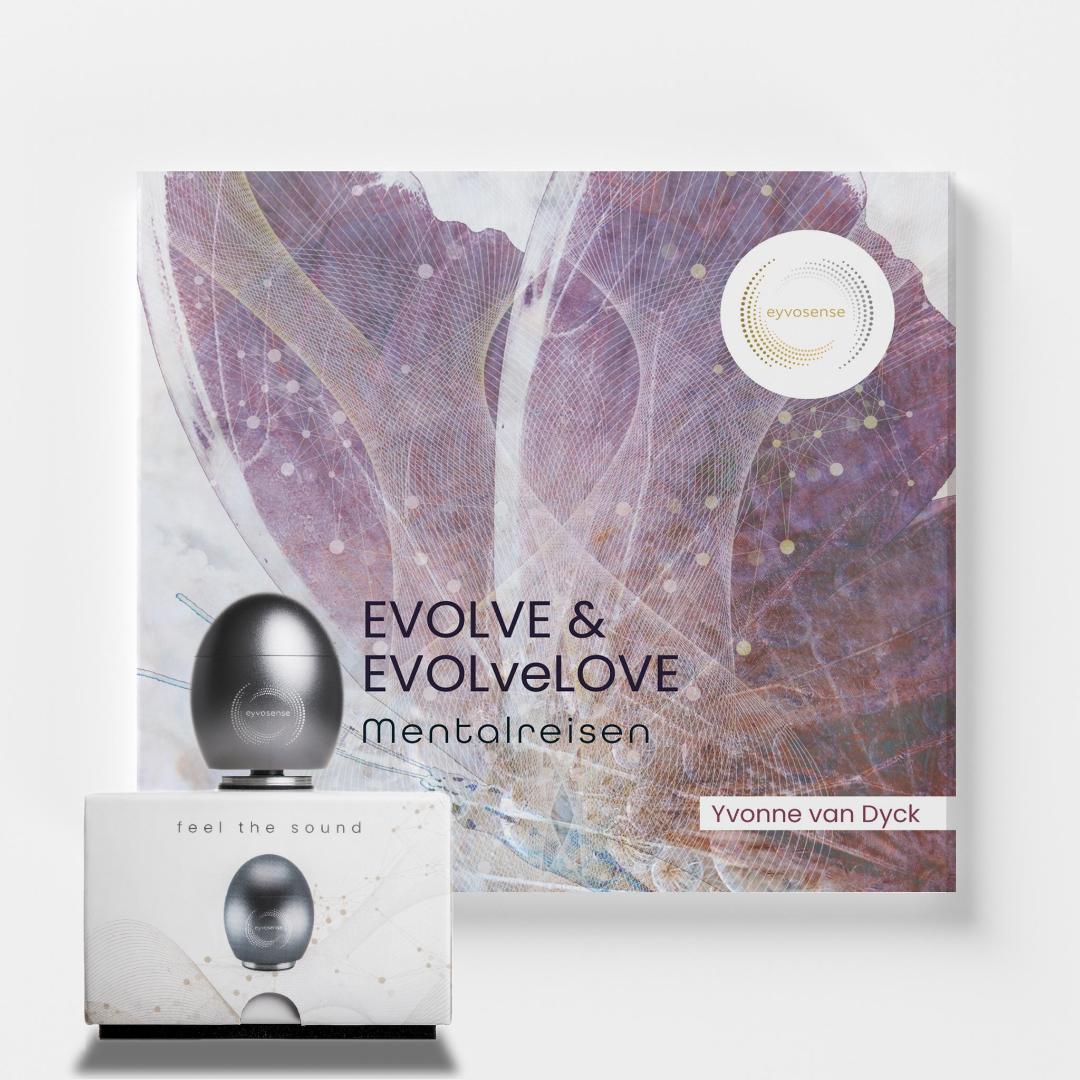 EYVO 3 - Klangei mit Evolve & Evolve Love   € 199,-