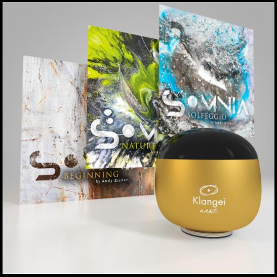 Klangei® next Somnia-Set € 188,-