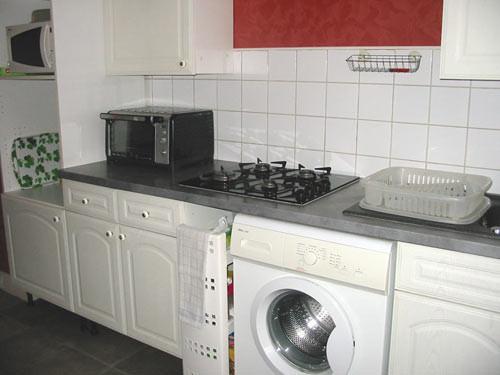 L'Annexe : la cuisine équipée