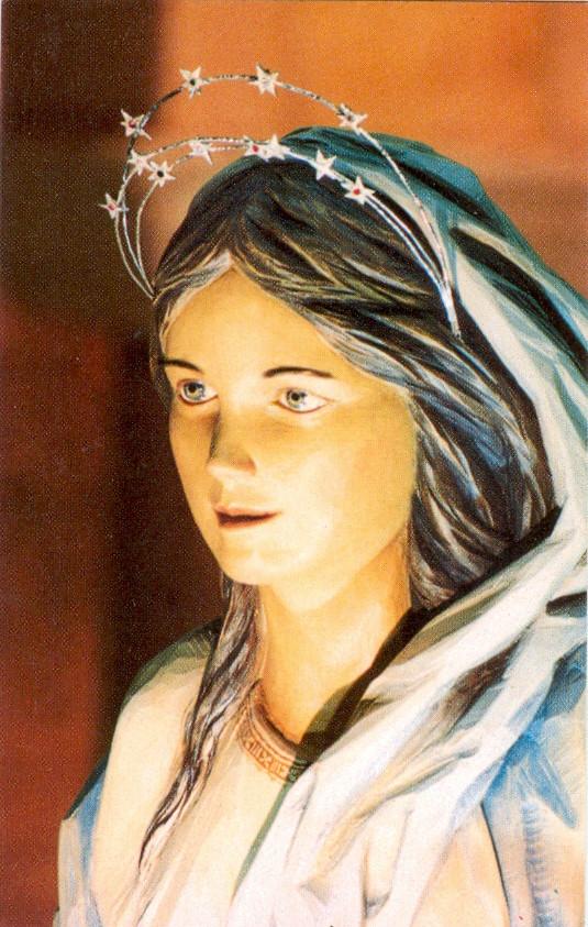 Sagrada Faz de Ntra. Sra. de Nazareth