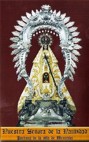 Imagen de Ntra. Sra. de la Natividad de Mentrida