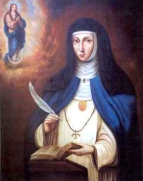Venerable María de Jesús Agreda
