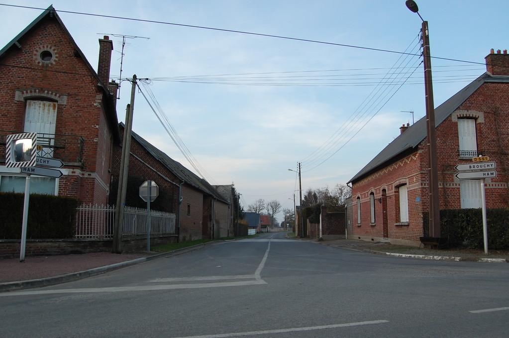 Rue de l'Eglise.