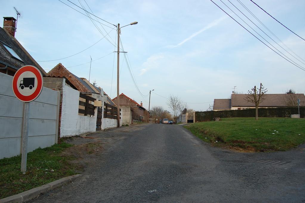 Impasse du Quesnoy.