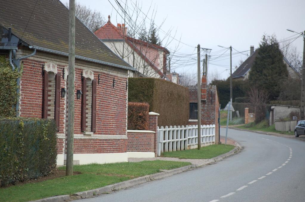 Rue de la Maladrerie.