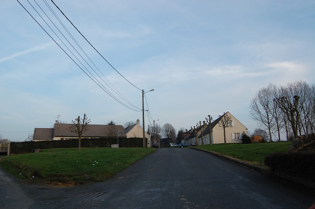 Rue du Quesnoy.