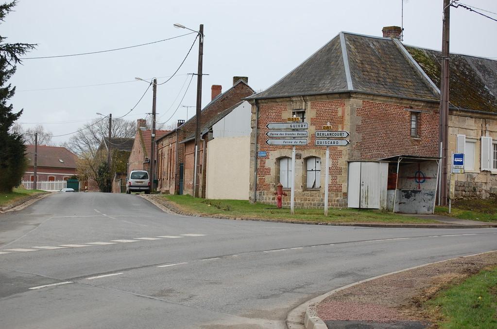 Rue de la Beinette.