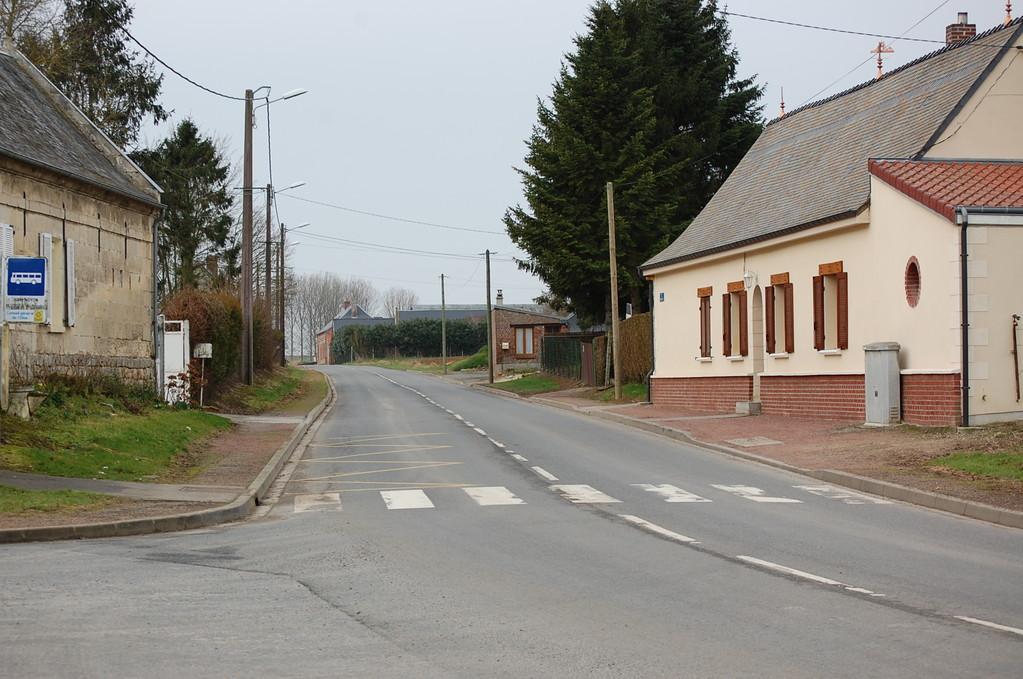 Rue des Princelles.
