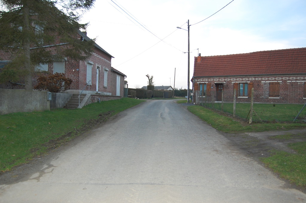 Chemin du Courrier.