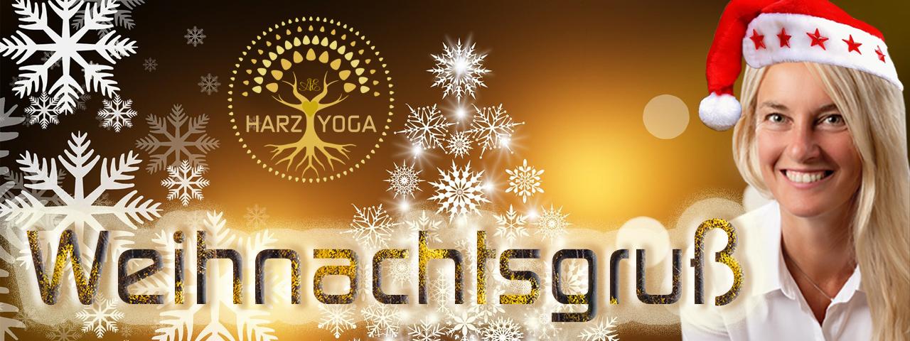 Ein Weihnachtsgruß von Harz-Yoga-Osterode