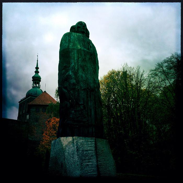 Nicolaus Copernicus † 1543 in Frauenburg (Frombork)