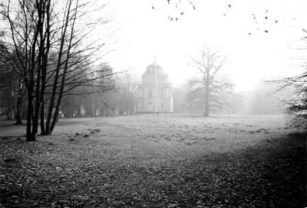 """Harald Masche """"Im Schlosspark Charlottenburg"""""""
