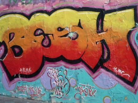 """Max von Poser """"Graffiti im Mauerpark"""""""