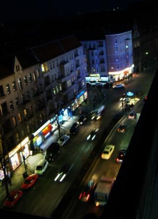 """Knut Peters """"Berlin bei Nacht"""""""