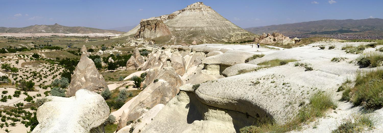 Cappadoce, Pasabag