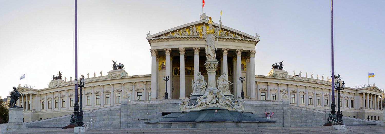 Vienne, Parlement