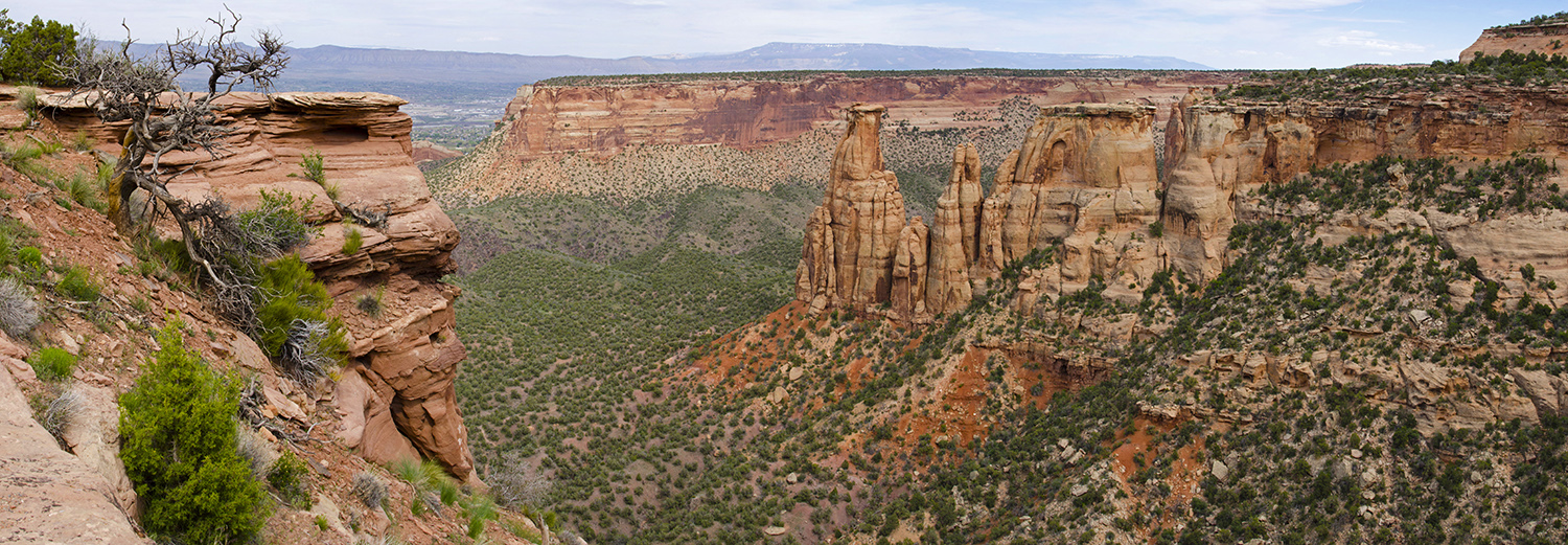 Colorado National Monument, Grand View
