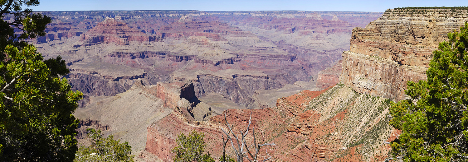 Grand Canyon N.P., Mohave Point