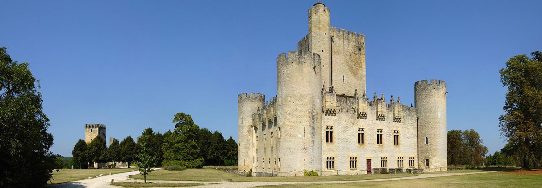 Mazères, château de Roquetaillade