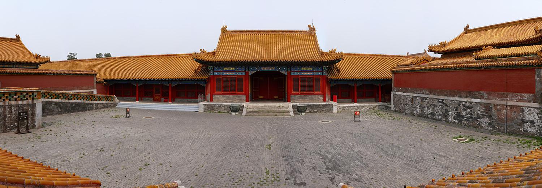 Beijing, cité interdite