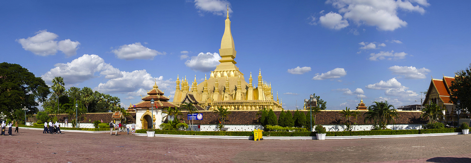 Vientian, Phra That Luang
