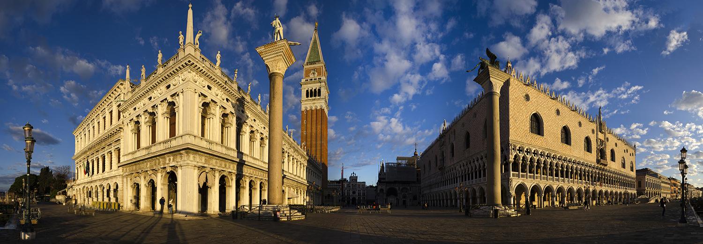 Venise, San Marco (place St Marc)