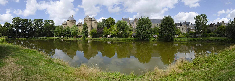 Mayenne : Lassay-les-Châteaux
