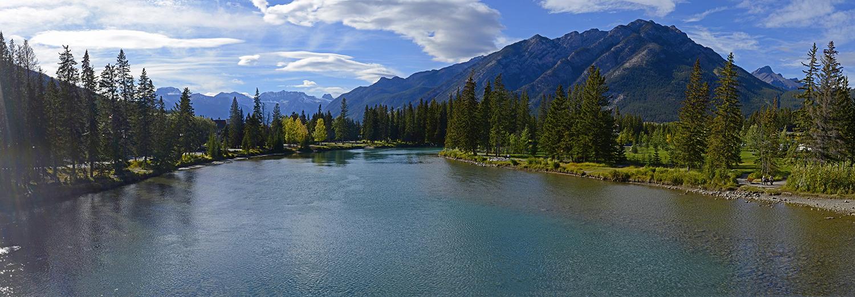Alberta, Banff