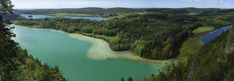 Chaux-du-Dombief - Belvédère des 4 lacs