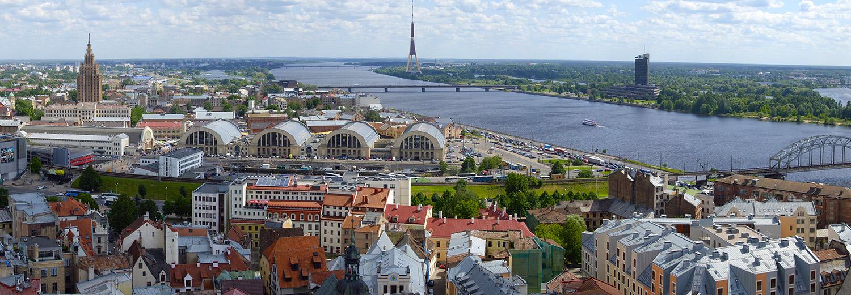 Lettonie, Riga