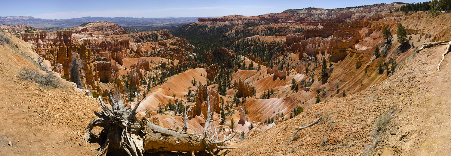 Bryce Canyon N.P., Sunrise Point, Navajo Loop et Queen's Garden Trail
